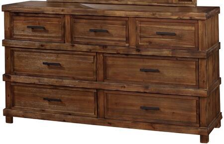 Furniture of America CM7691D Baddock Series  Dresser