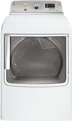 GE GTDS820EDWS Electric Dryer