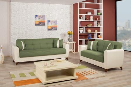 Casamode BEVISBLSGR Living Room Sets