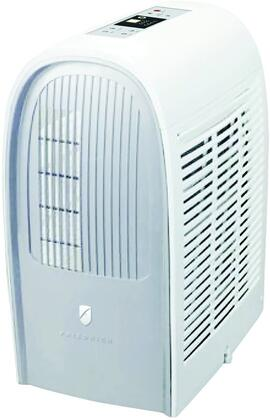 Friedrich PxS Compact Portable Room Air Conditioner with Programmable Timer, 4 Speed Fan, Internal Hose Storage and Sleep Function in White