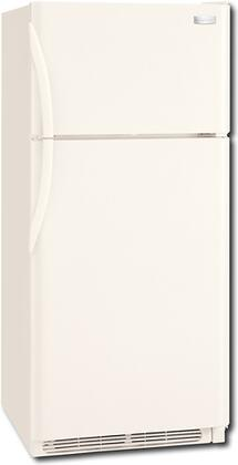 Frigidaire FRT18HS6JQ  Refrigerator with 18.2 cu. ft. Capacity in Bisque