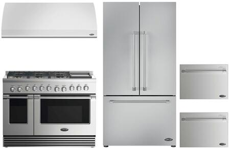DCS 719355 Kitchen Appliance Packages
