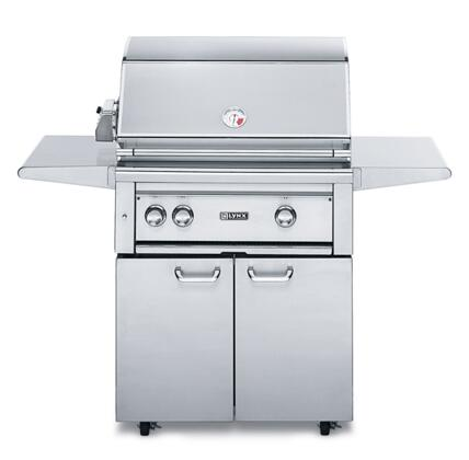 Lynx L30PSFR1N Freestanding Natural Gas Grill