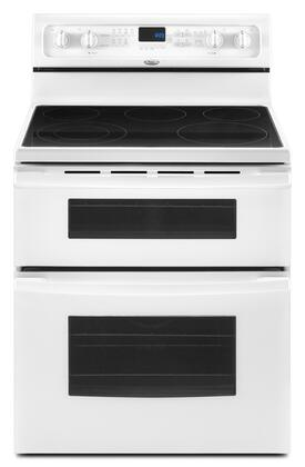 "Whirlpool GGE388LXQ 30"" Gold Series Electric Freestanding"