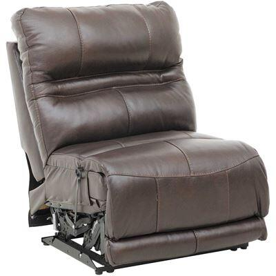 Catnapper 4185128309308309 Bergamo Series Leather Metal Frame  Recliners