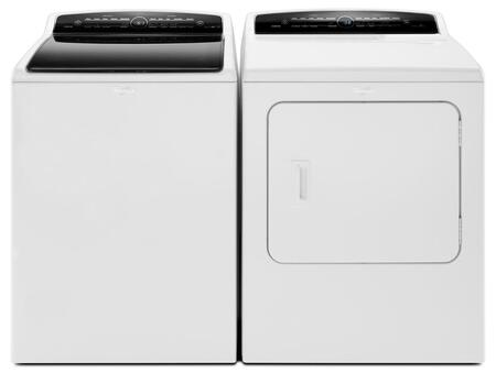 Whirlpool 443701 Cabrio Washer and Dryer Combos