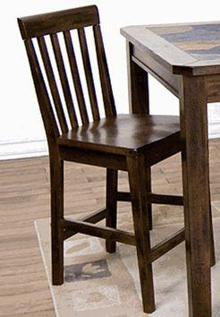 Sunny Designs 1854DO Oxford Series  Bar Stool