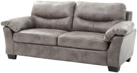 Glory Furniture G652S  Faux Leather Sofa