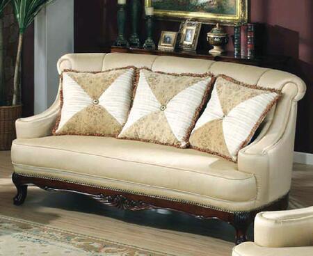 Yuan Tai PE5000S Perry Series Sofa Fabric Sofa
