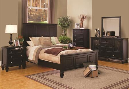 Coaster 201991QSET Sandy Beach Queen Bedroom Sets