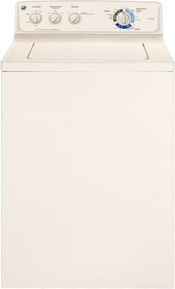 GE GCWP1805DCC  3.7 cu. ft. Top Load Washer, in Bisque
