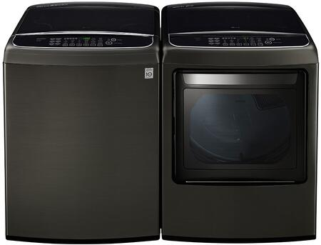 LG 754190 Washer and Dryer Combos