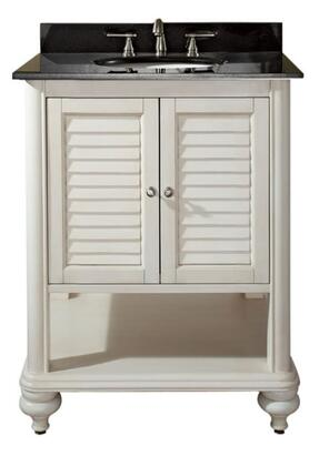 """Avanity TROPICA-V24-AX Tropicana Collection 24"""" Vanity Only in Antique X Finish"""