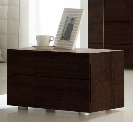 Rossetto T286200000006 PAvo Series  Wood Night Stand