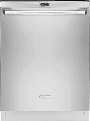 "Electrolux EIDW6305GS 24"" Built-In Semi-Integrated Dishwasher"