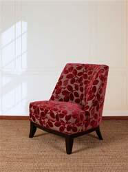 Armen Living LC861CLRE Jester Series  in Red