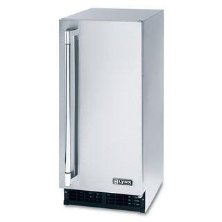 Lynx L15ICE  Built In Ice Maker with 55 lb. Daily Ice Production, 27 lb. Ice Storage, in Stainless Steel