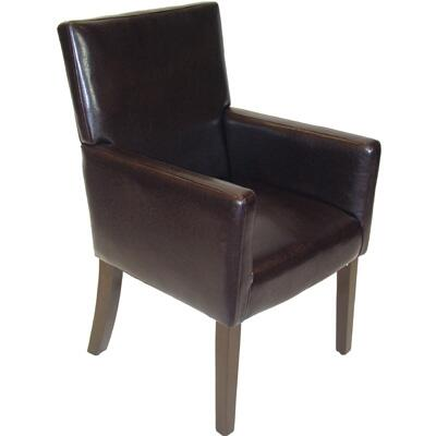 4D Concepts 555321  with Wood, Fabric Frame in Espresso