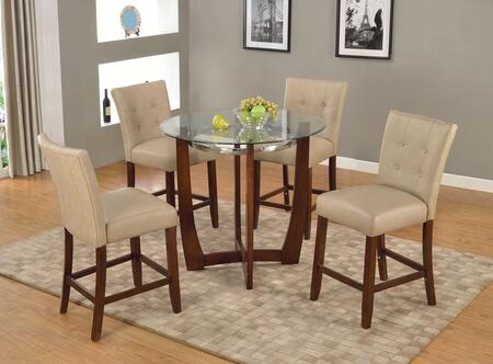 Acme Furniture Baldwin 5 PC Set