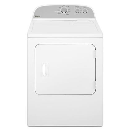 Whirlpool WGD4800BQ  White Gas Dryer