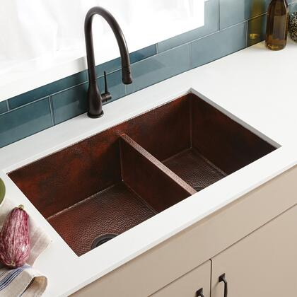 Native Trails CPK275 Copper Kitchen Sink