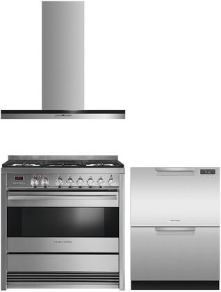 Fisher Paykel 718002 Kitchen Appliance Packages