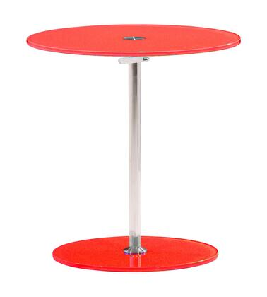 Zuo 401152 Radical Series Modern Round End Table