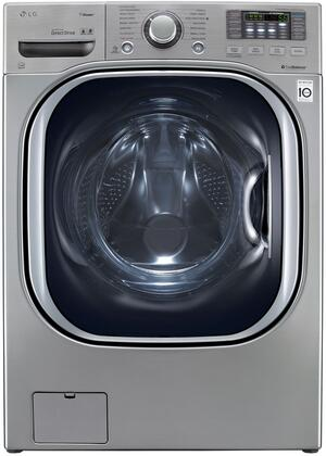 "LG DLGX4071V 27"" Gas SteamDryer Series Gas Dryer"