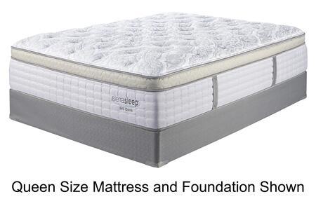 Sierra Sleep M95841M81X42 Mt Dana ET King Mattress Sets