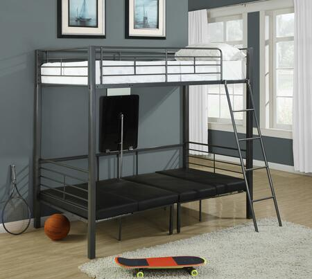 Monarch I2236  Twin Extra Long Size Bed