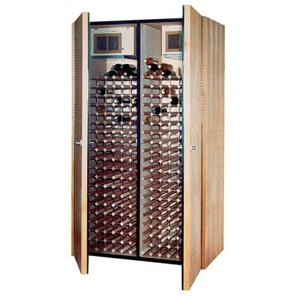 "Vinotemp VINO6002RB 51"" Wine Cooler"