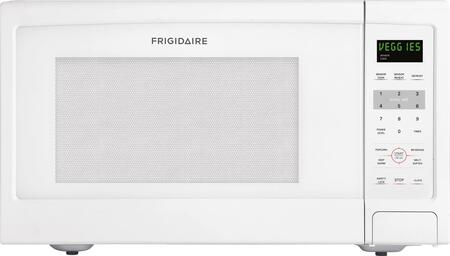 Frigidaire FFCE1638L 1.6 cu. ft. Countertop Microwave with Sensor One-Touch Options, Effortless Reheat, 10 Power Levels, Ready-Select Controls, Effortless Defrost/Reheat and Multi-Stage Cooking Option in