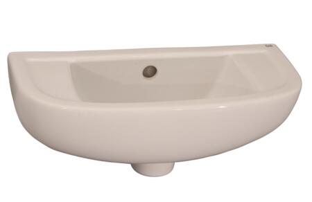 Barclay 4560WH White Sink