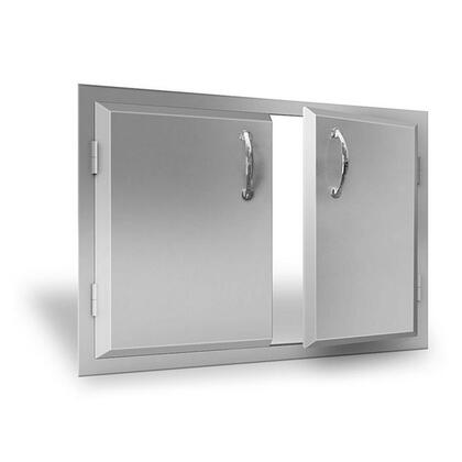 RCS ADD Agape Stainless Steel Double Door