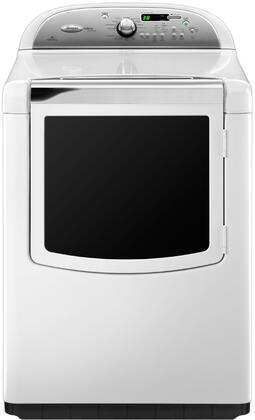 Whirlpool WED8600YW Electric Cabrio Series Electric Dryer