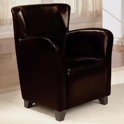 Coaster 900234 Accent Seating Series Armchair Wood Frame Accent Chair