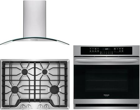 Frigidaire 801073 Kitchen Appliance Packages