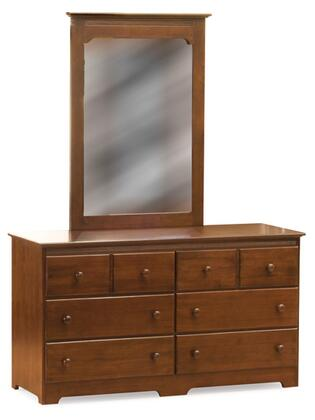 Atlantic Furniture C69004 Windsor Series  Mirror