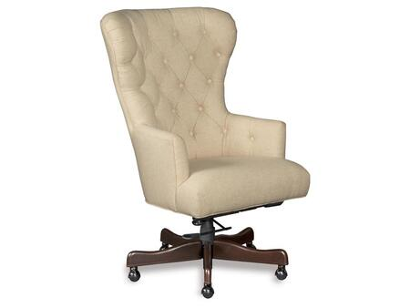 Hooker Furniture EC448-0 Series Traditional-Style Home Office Chair