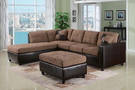 Acme Furniture 513302PC Milano Living Room Sets