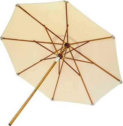 Royal Teak Collection UMBX 10' Deluxe Umbrella