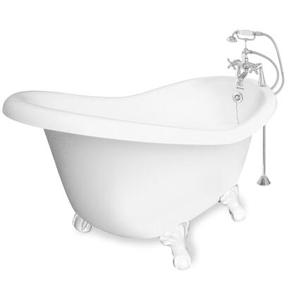 American Bath Factory T010BWH