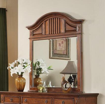 Acme Furniture 19428 Harvest Series Arched Landscape Dresser Mirror