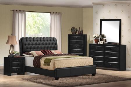 Acme Furniture 14350QDMCN Ireland Queen Bedroom Sets