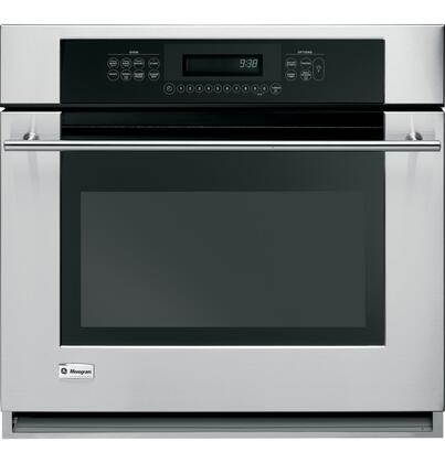 "GE Monogram ZET938SMSS 30"" Single Wall Oven, in Stainless Steel"