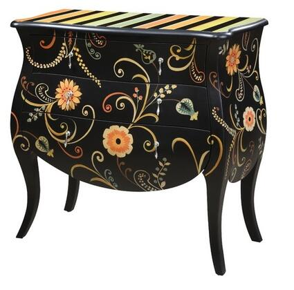 Gail's Accents 45008BB ETC Series Wood Chest