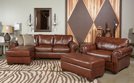 Milo Italia MI4396SECCOLSADL Malcolm Living Room Sets
