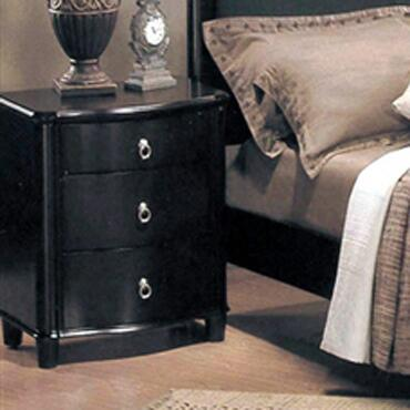 Yuan Tai SA2123N Sada Series  Wood Night Stand