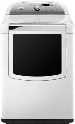 Whirlpool WGD8800YW Gas Cabrio Series Gas Dryer