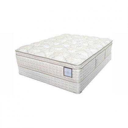 Serta PMET701736SETTXL Bellagio Twin Extra Long Mattress Set